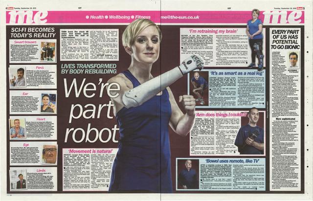 TheSun Bionics article 2015